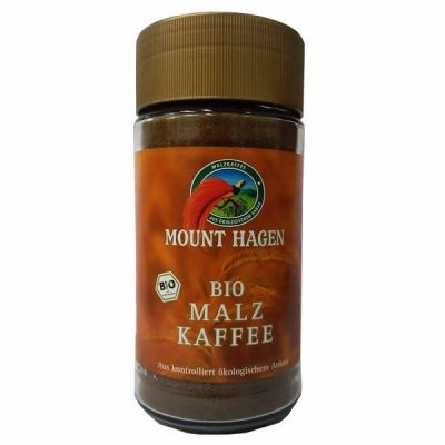 MOUNT HAGEN Organic Malt Coffee