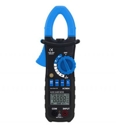 True RMS Digital Clamp Meter