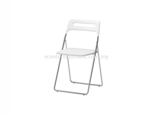 Foldable Chair Type B White