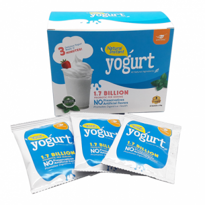 FW-Natural Instant Yogurt
