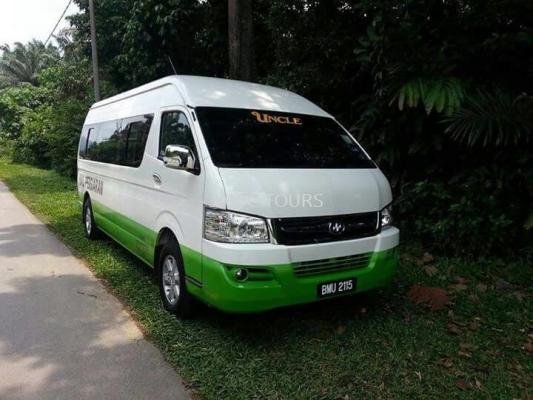 Tour Van (16 Seater)
