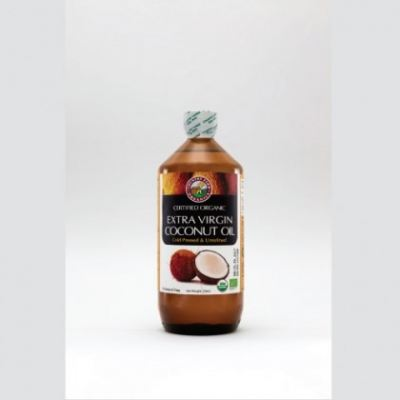 CF-COCONUT OIL-EXTRA VIRGIN-ORG-250ML