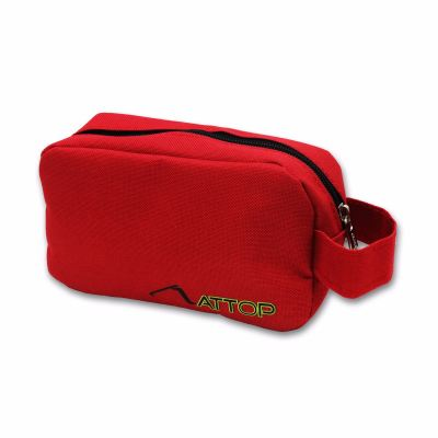 ATTOP TOILETRIES BAG AB 117 RED