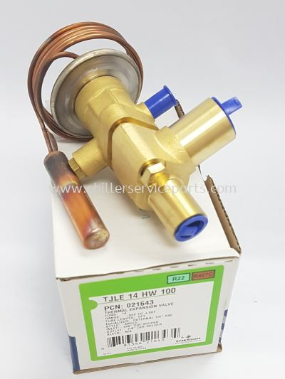 TJLE14HW100 Thermostatic Expansion Valve