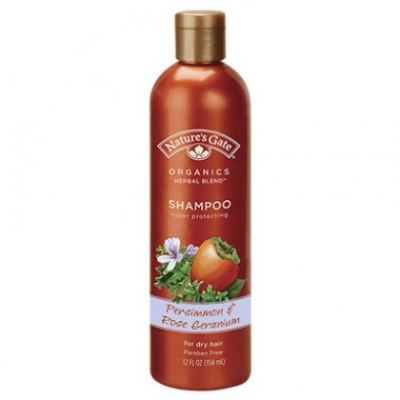 NG-FRUIT SHAMPOO-PERSIMMON & ROSE-354ML