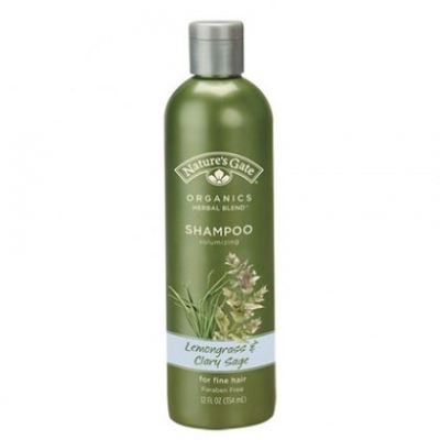 NG-HERBAL SHAMPOO-LEMONGRASS*CLARY SAGE-354ML