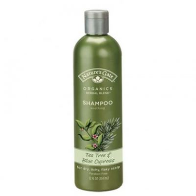 NG-HERBAL SHAMPOO-TEA TREE*BLUE CYPRESS-354ML