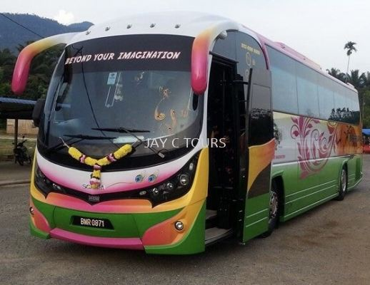 30 Seater Super VIP Bus