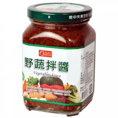 OH-VEGETABLE SAUCE-380G