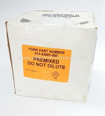 013-02987-000 Pre-Mixed Coolant Inhibitor 1-Gal.