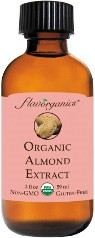 FO-ALMOND EXTRACT-ORG-59 ML
