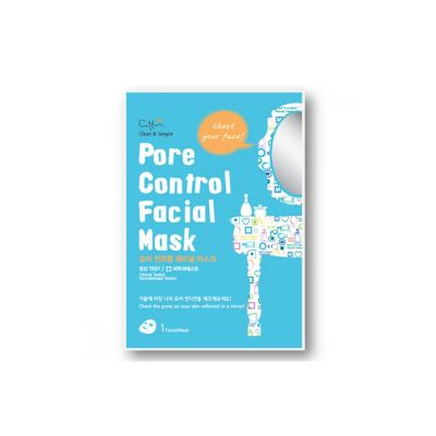 Pore Control Facial Mask