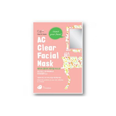 AC Clear Facial Mask
