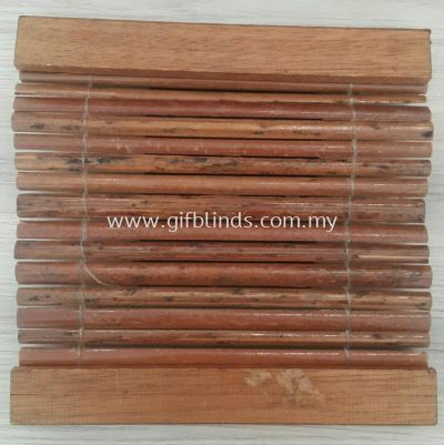 Outdoor Bamboo Blinds Sample