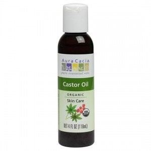 AC-CASTOR OIL-SKIN CARE OIL-118 ML