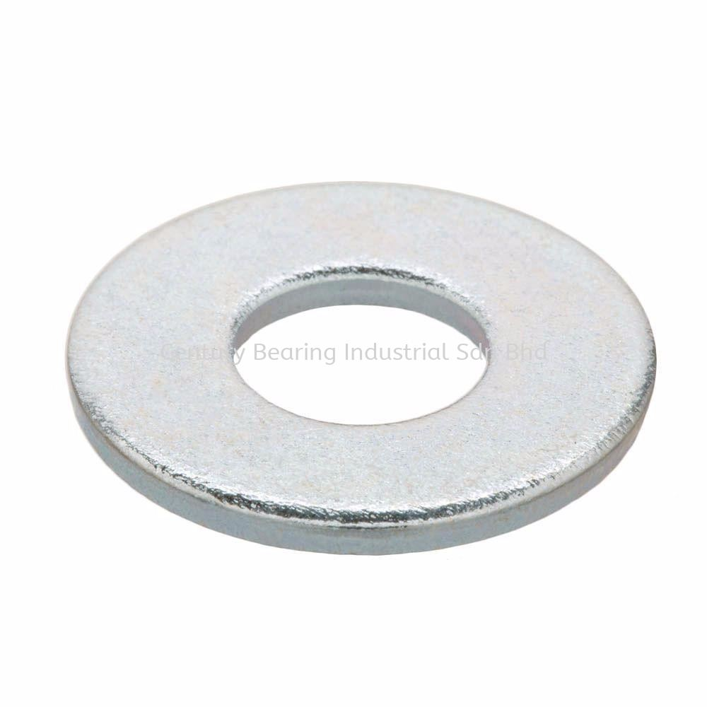 Flat Washer Bolt and Nut Supplier, Suppliers, Supply, Supplies  ~ Century Bearing Industrial Sdn Bhd