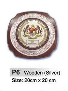 P6 Wooden (Silver)