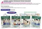 HK-09-05(中文版) Langkah -Langkah Pencegahan Penyakit Berjangkit Poster / Book  / Moral