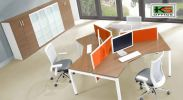 PX5-Workstation Set (G) Open Plan Office Partition/Workstation