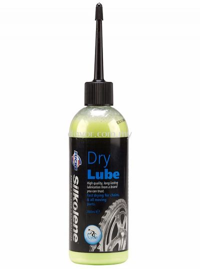 SILKOLENE BICYCLE CHAIN LUBE (DRY LUBE)