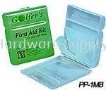 EMPTY FIRST AID BOXES PP Plastic Range