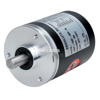 ENP Series - Shaft Type Ø60mm Absolute Rotary Encoder