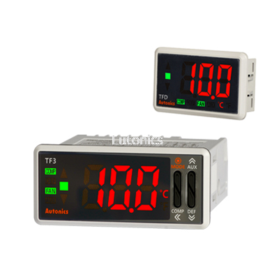 TF3 Series - Refrigeration Temperature Controllers