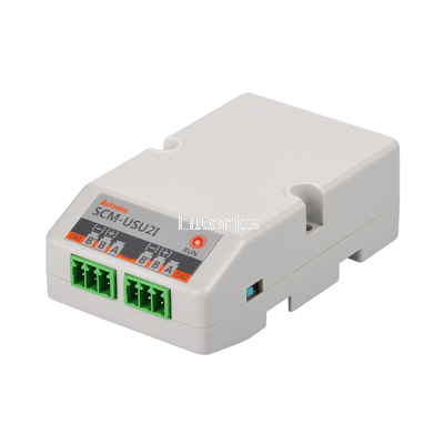 SCM-USU2I - 2-Channel USB Temperature Data Logger