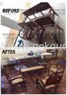 Repair Chair Seater Webbing & Revarnish