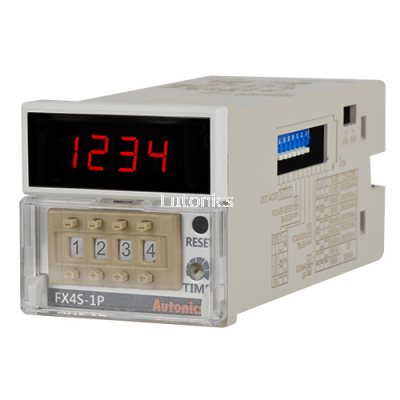 FXS Series - Compact Digital Counter/Timers