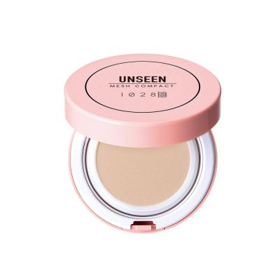 1028 Visual Therapy Unseen Mesh Compact (Light Beige/ Natural Beige)
