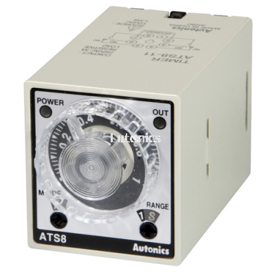 ATS Series - Wide range of power supply options & set up time all in a slim design