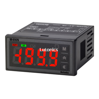 M4NN Series - DIN W48��H24mm Small Digital Multi Panel Meter