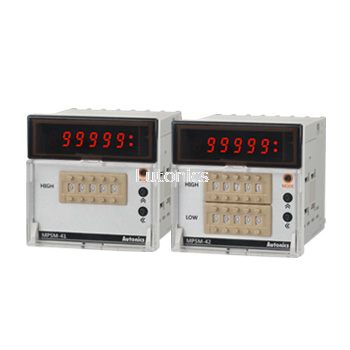 MP5M Series - High Performance Digital Pulse Meters (Thumbwheel Switch)
