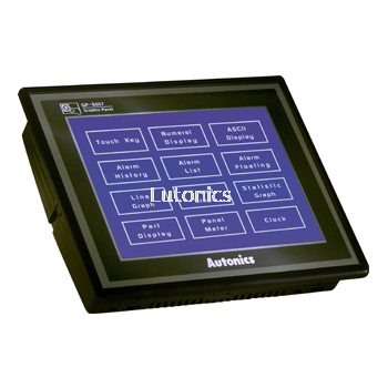 GP-S057 Series - Graphic Touch Panels