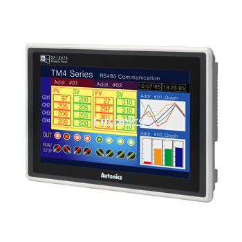 GP-S070 Series - Graphic Touch Panels
