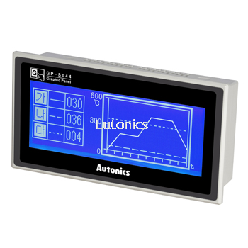 GP-S044 Series - 38mm Slim design, touch screen, and better reliability Graphic panel GP-S044