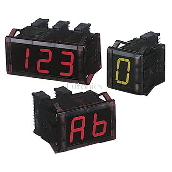 D1SA Series - 7-Segment Display Unit