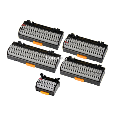 AFL Series - Quick Connect Interface Terminal Blocks (Screwless Push-In Type)