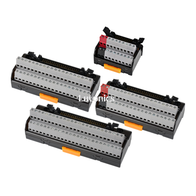 AFR Series - Quick Connect Interface Terminal Blocks (Rising Clamp Type)