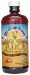 LL-ALOE VERA JUICE-INNER FILLET-473ML LIQUID SUPPLIMENTS