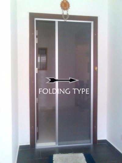 Folding Design Mosquito Netting