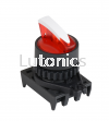 S2SRN-L1/3/5/7/A/C Series - 22/25 Short Lever Selector Switches (Extended / Illuminated) Short lever  Selector Switches Control Switches