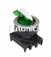 S3SFN-L2/4/6/8/B/D Series - 30 Long Lever Selector Switches (Flush / Illuminated) Long lever  Selector Switches Control Switches