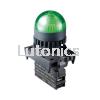 L2RR-L1 Series - 22/25 DOME TYPE Pilot lamps  Dome type  Pilot Lights Control Switches