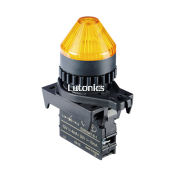 L2RR-L2 Series - 22/25 HORN TYPE Pilot lamps