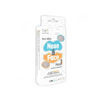 Pure White Nose & Face Patch