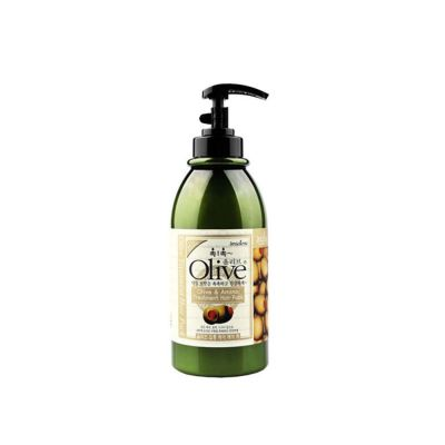 Olive & Amino Treatment Hair Pack