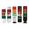 MP8 Series - D86mm Large Plastic Body Type LED Steady / Flashing Tower Light Tower lights  Indicating lights Menics Products