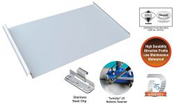 TwinZip®25 Architectural Standing Seam Roof Panel